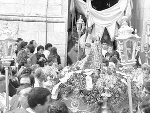 Origem do culto a Santa Quitéria de Meca