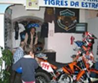 """206-05-28 – XXV FEIRA DE ASCENSÃO, EM ALENQUER """"Tigres da Estrada"""" uma das poucas colectividades representadas no certame."""